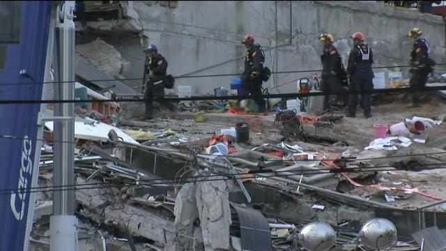 New Quake, Magnitude 6.1, Shakes Jittery Mexico