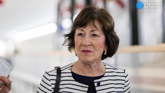Senator Collins: 'Difficult' to back latest GOP health care bill