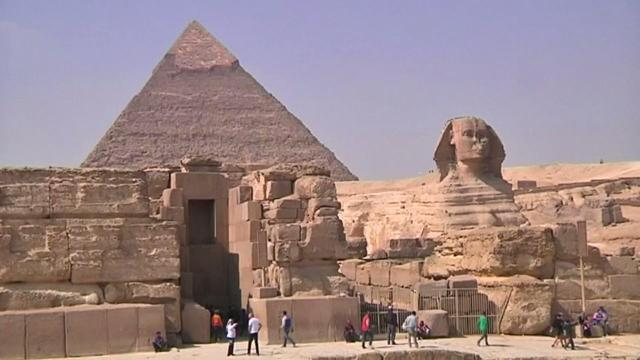 We may finally know how the great pyramid of Giza was built