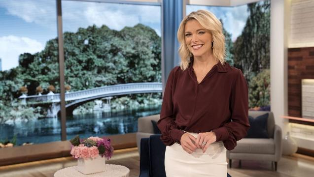Megyn Kelly doesn't 'want to talk about Trump all day' on 'Today'