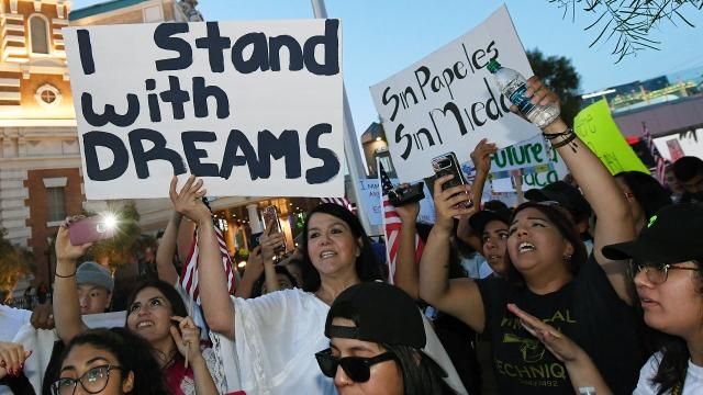 Republicans propose merit-based replacement for DACA