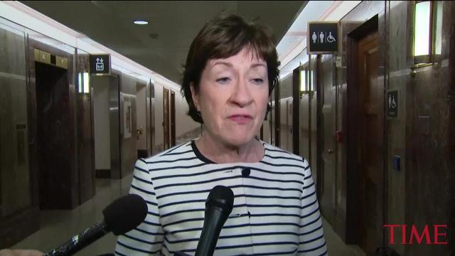 Sen. Susan Collins won't support the GOP's Obamacare repeal bill