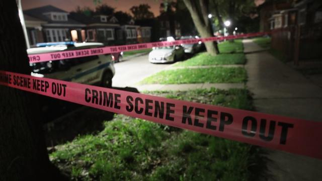 Violent crime in the U.S increased for the 2nd year in a row last year