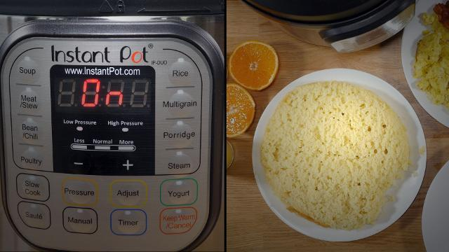 Here's how to make a giant pancake using an Instant Pot