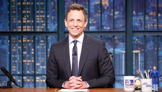 Trevor Noah, Stephen Colbert and Seth Meyers on Trump vs. NFL in Best of Late Night