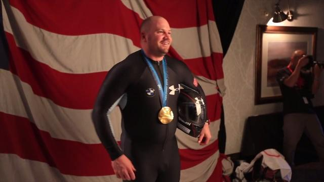 Team USA Bobsled reflects on the loss of pilot Steve Holcomb