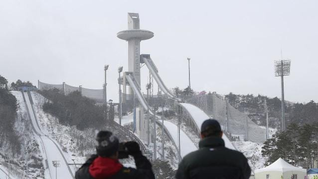 Security Concern for 2018 Winter Olympics