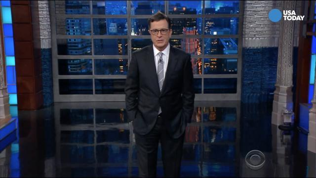Comics on Trump's tax tactics in Best of Late Night