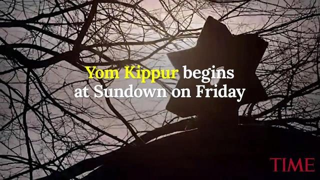 Yom kippur what is the jewish holy day of atonement all about what is yom kippur how do jews observe it m4hsunfo
