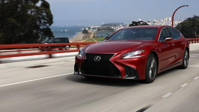 2018 lexus 500 ls.  lexus usa today review 2018 lexus ls 500 has shiatsu seats and origami interiors to lexus ls