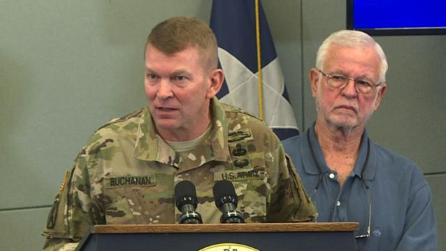 Army bringing in more equipment to help in Puerto Rico