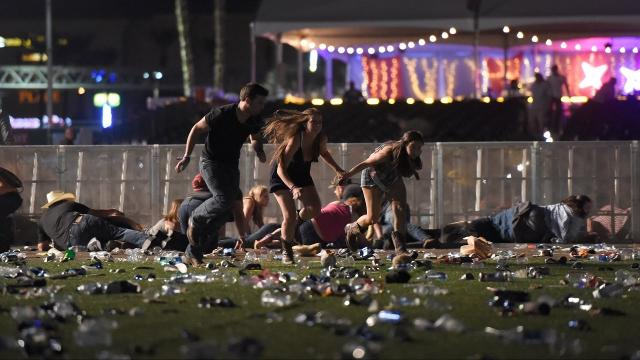 At least 50 dead, 200 injured after Las vegas concert shooting