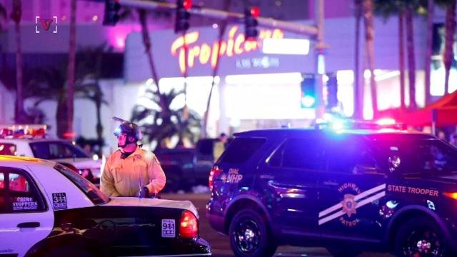 Some of the worst mass shootings in U.S. history