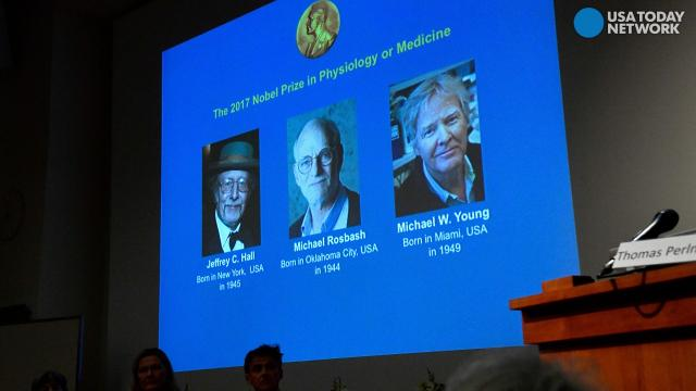 U.S. 'body clock' scientists Win Nobel Prize
