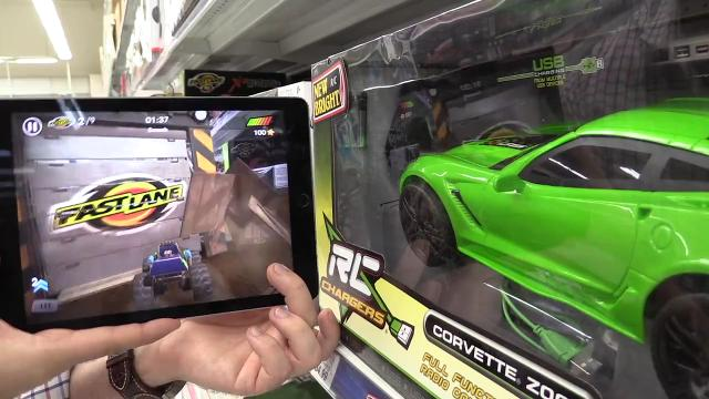 Toys R Us Brings Toys To Life To Woo Shoppers