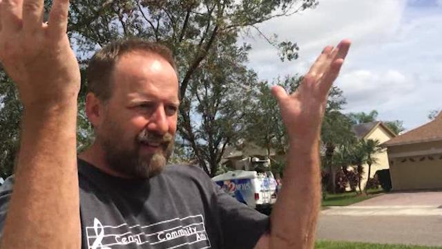 Alleged Las Vegas shooter's brother is stunned
