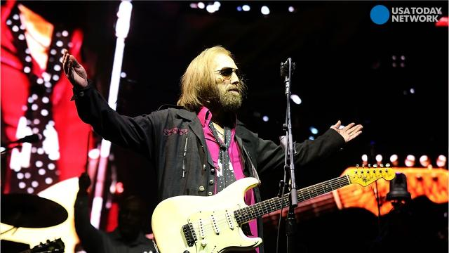 Tom Petty: A look at the rock star's career
