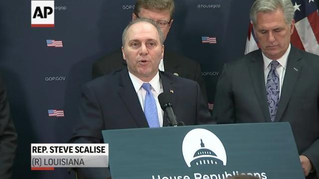 House Dems, GOP continue battle over gun control
