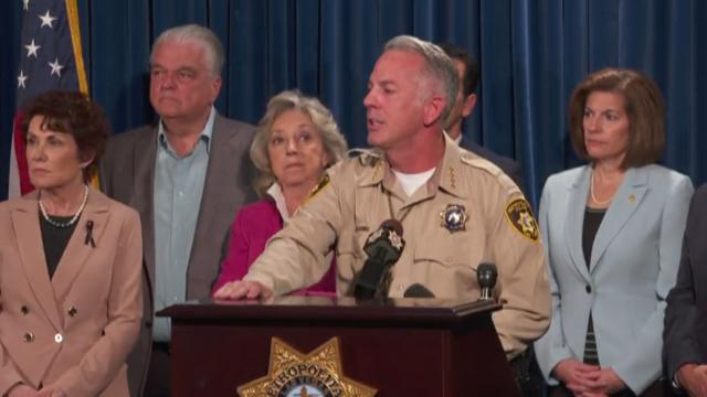 Sheriff: Shooter had cameras monitoring area around him