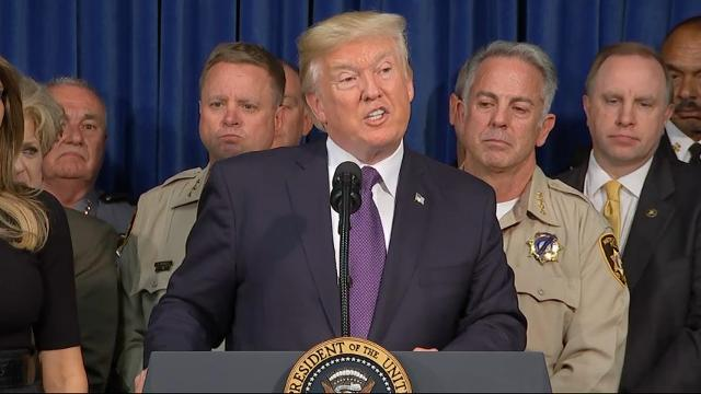 Trump: 'We will endure the pain together'