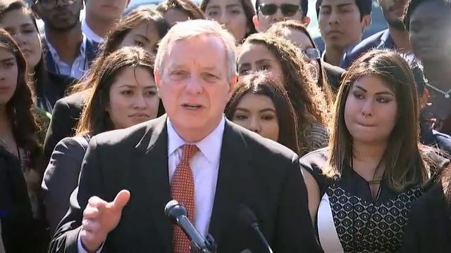 Graham, Durbin push for bipartisan Dream Act