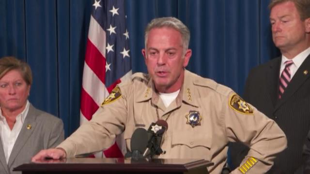 Police release timeline of deadly Las Vegas shooting