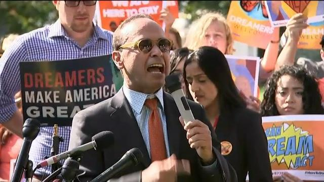 Dems on DACA Deadline: We Will Fight and Win