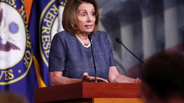 Top Democrat calls on Nancy Pelosi to retire