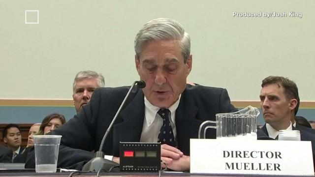 Robert Mueller's team met with spy who provided Trump-Russia dossier