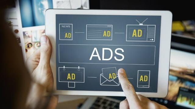 How to stop ads from following you online