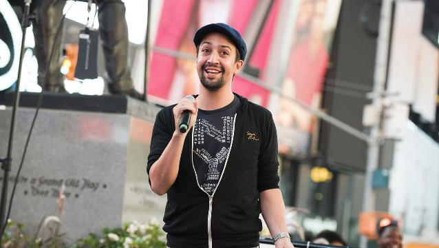 Lin-Manuel Miranda drops star-studded song for Puerto Rico