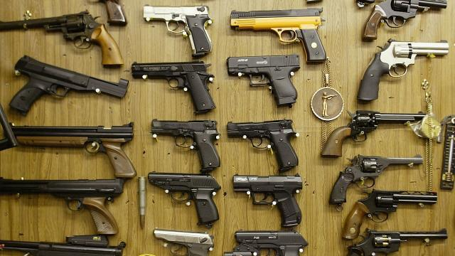 The law that's keeping Congress from getting the facts on gun violence