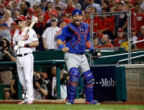 Division Series: Nationals stumble in Game 1
