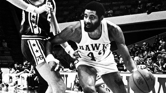 Hall of Fame Forward Connie Hawkins Dead At 75