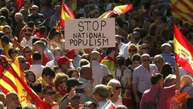 In Catalonia, women hope to build a feminist republic