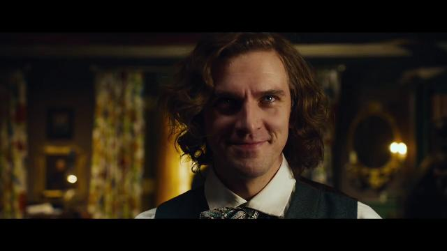 The Man Who Invented Christmas Release Date.Trailer Dan Stevens Charles Dickens Is The Man Who Invented Christmas