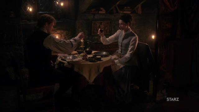 'Outlander' Season 3 Episode 6 teaser
