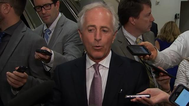 AP Analysis: Trump spat with Corker; DACA plans