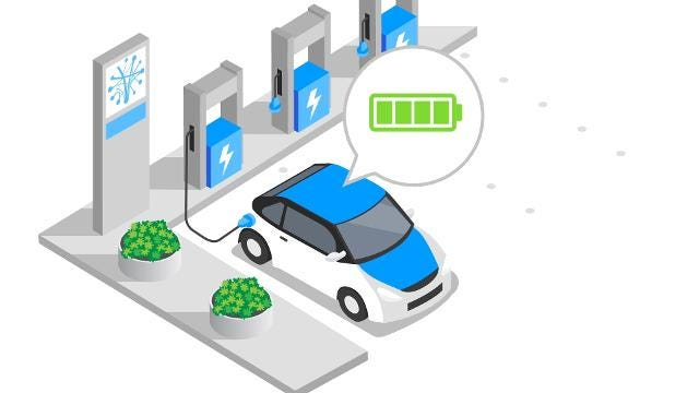 Thinking of buying an electric vehicle? Here's what you need to know about charging