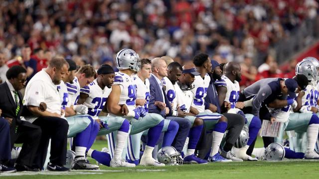 Do NFL Players Who Protest Have Legal Recourse if They Are Benched?