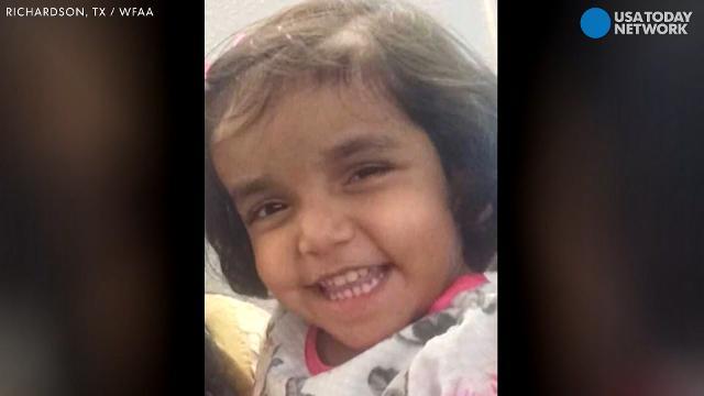 Little girl missing after sent outside for punishment