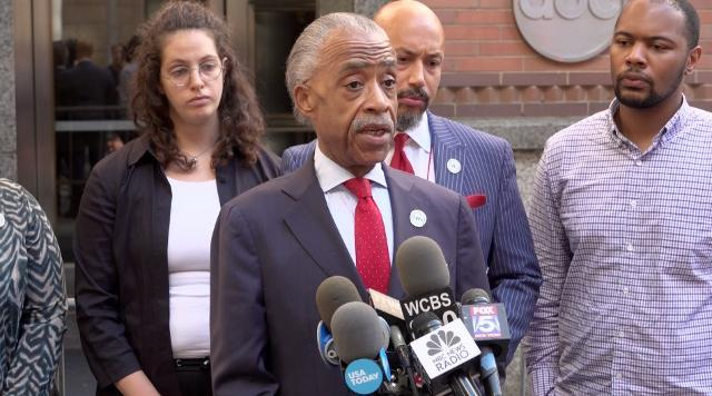 Al Sharpton prepared to boycott ESPN in defense of Jemele Hill