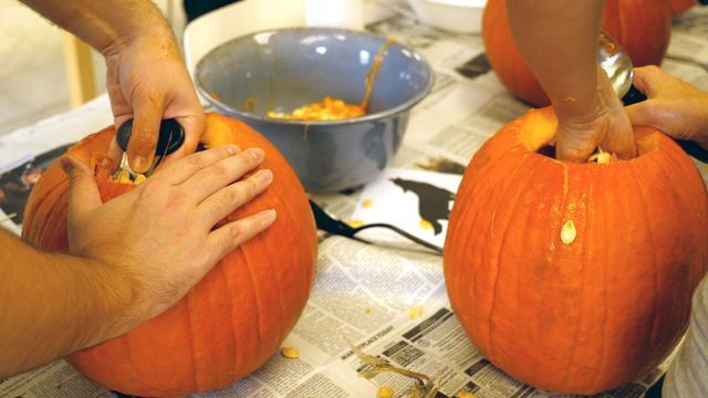 We tried 4 different pumpkin carving kits, and this is the one you should buy