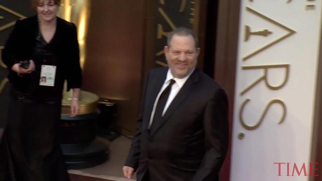Hillary Clinton spoke out against longtime donor Harvey Weinstein