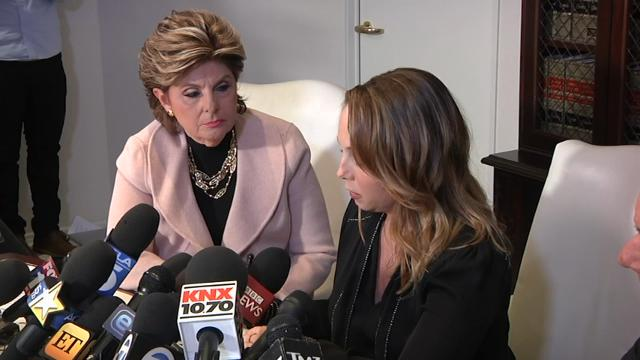 Allred invites Weinstein to meet with accusers as another alleged victim speaks out