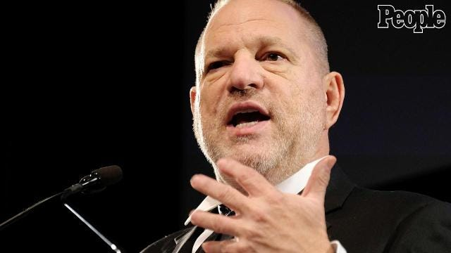 Harvey Weinstein's wife Georgina Chapman is leaving him