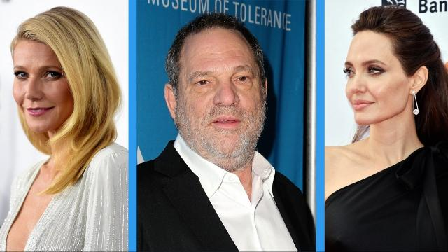 More women are accusing Harvey Weinstein of sexual misconduct