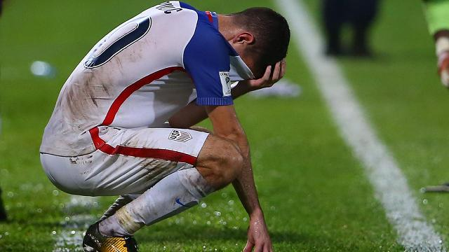 With a shocking defeat to Trinidad & Tobago on Tuesday night, the USMNT has been eliminated from the 2018 World Cup for the first time since 1986.