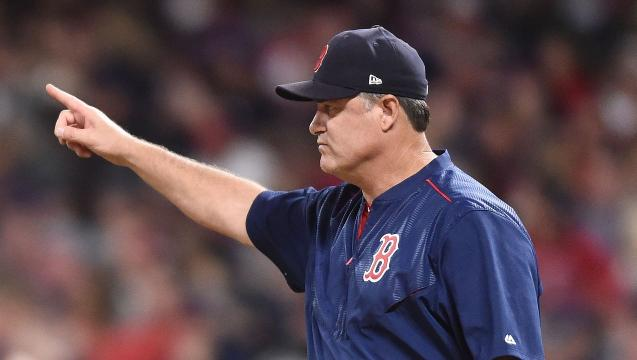 John Farrell out as Red Sox manager