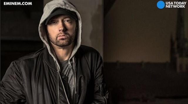 Eminem disses Trump in savage freestyle